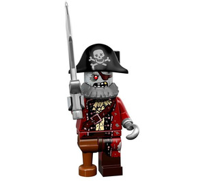 LEGO Zombie Pirate Set 71010-2