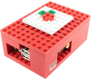 The Daily Brick Case for Raspberry Pi