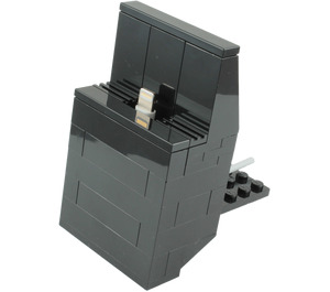 The Daily Brick Lego iPhone SE Dock (Black)