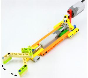 Yoshihito Isogawa Machines & Mechanisms - Gripping fingers #228 Set