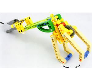 Yoshihito Isogawa Machines & Mechanisms - Gripping fingers #230 Set