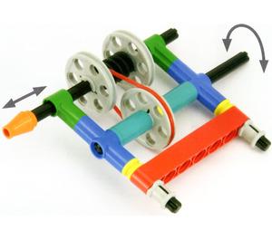Yoshihito Isogawa Simple Machines - Linear Actuator #151 Set