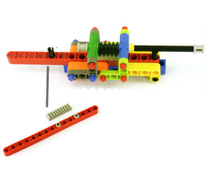 Yoshihito Isogawa Simple Machines - Linear Actuator #58A Set