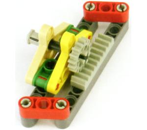 Yoshihito Isogawa Simple Machines - Rack and Pinion #57A Set