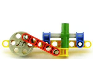 Yoshihito Isogawa Simple Machines - Reciprocating Mechanisms #63A Set