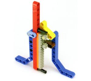 Yoshihito Isogawa Simple Machines - Vertical Rack and Pinion #59 Set