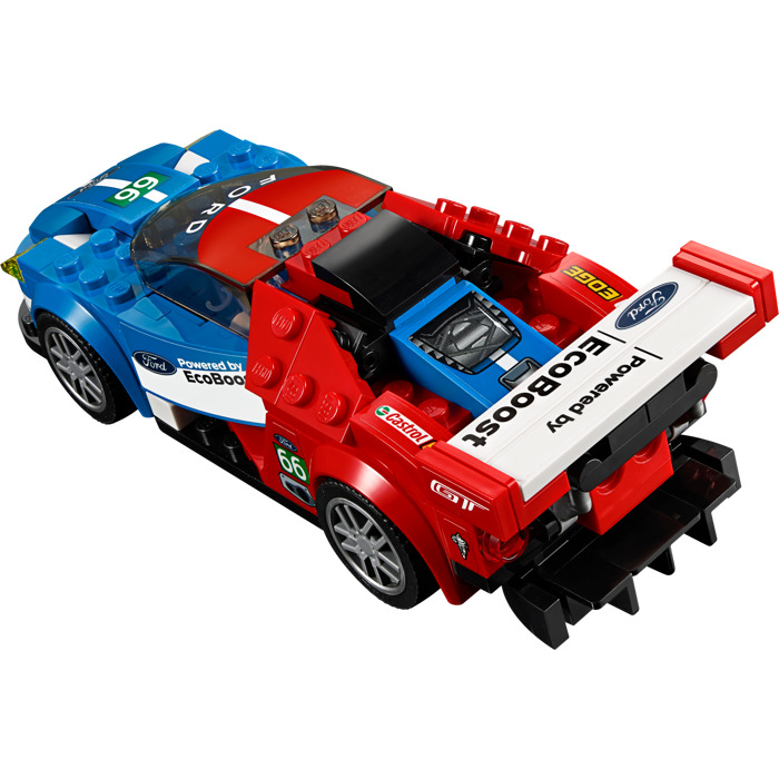 Lego  Ford Gt  Ford Gt Set