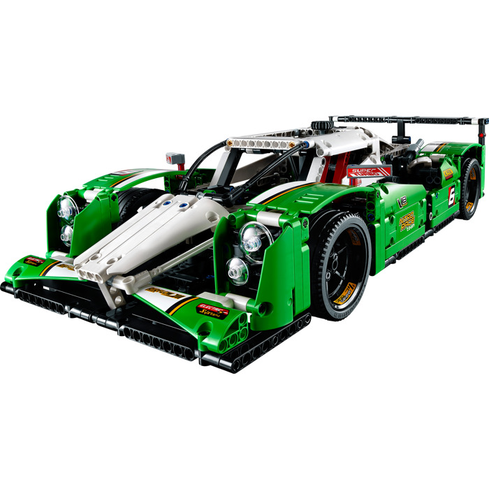 lego 24 hours race car set 42039 brick owl lego marketplace. Black Bedroom Furniture Sets. Home Design Ideas