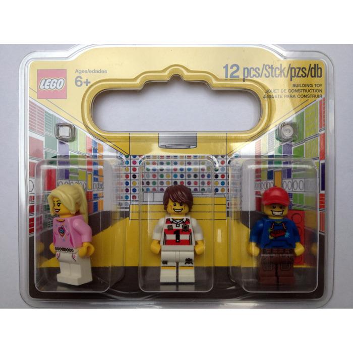 LEGO 3 City Minifigures (Store Exclusive) Set 5000023