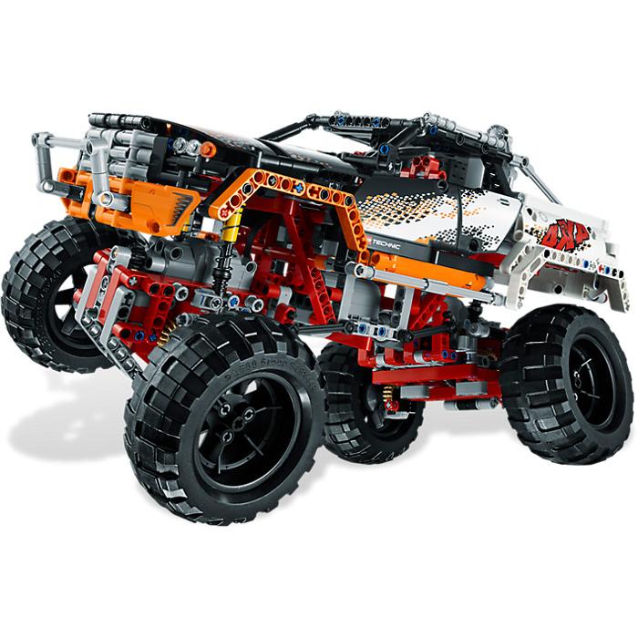 Lego 4x4 Crawler Set 9398 Brick Owl Lego Marketplace