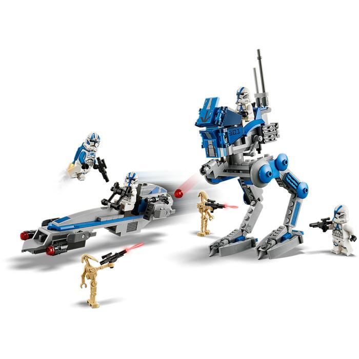 Lego Star Wars 501ST Legion Trooper azabache regalo-Bestprice 75280-2020-Nuevo