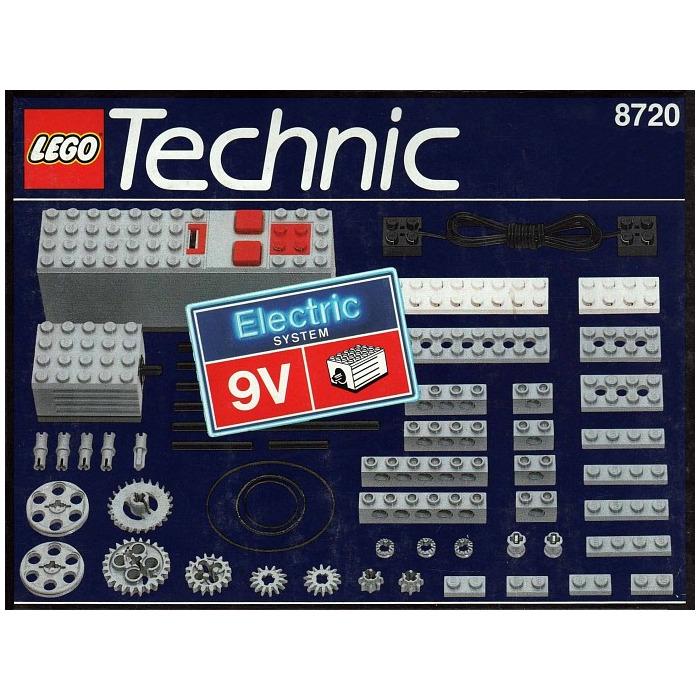 lego large technic motor 9v 2838 comes in brick owl lego marketplace. Black Bedroom Furniture Sets. Home Design Ideas