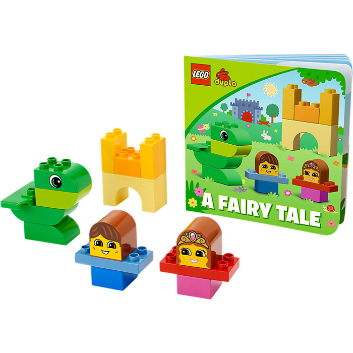 Lego a fairy tale set 10559 inventory brick owl lego for Modele maison lego duplo