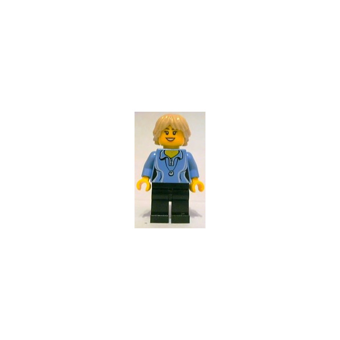 LEGO Tan Minifigure Hair Tousled and Layered (92746) Comes In   Brick Owl - LEGO Marketplace