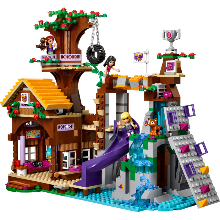LEGO Adventure Camp Tree House Set 41122   Brick Owl ...