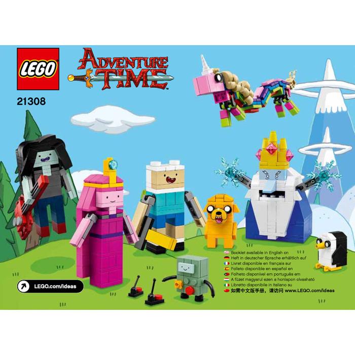 Lego Adventure Time Set 21308 Instructions Brick Owl Lego