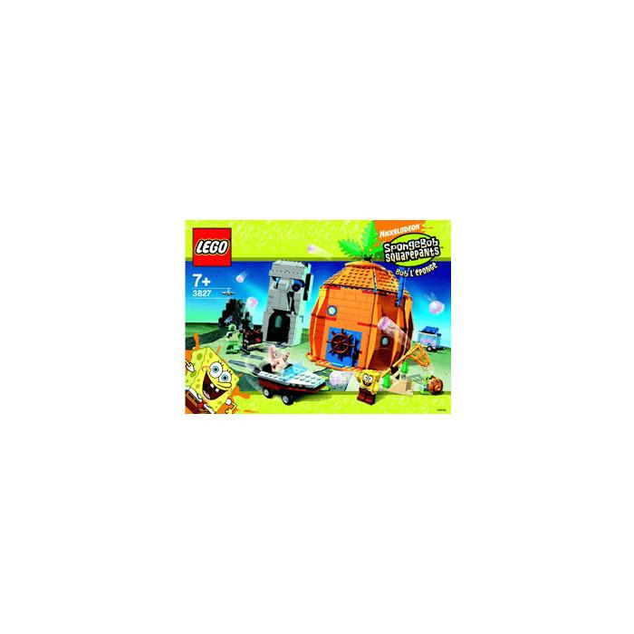 Lego Adventures In Bikini Bottom Set 3827 Instructions Brick Owl