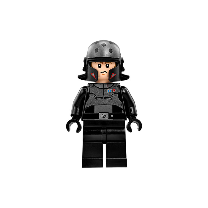 Lego Agent Kallus Minifigure Brick Owl Lego Marketplace I had researched hunter onyo for an aborted project, but her files point to a shared background with your quarry sabine wren. lego agent kallus minifigure