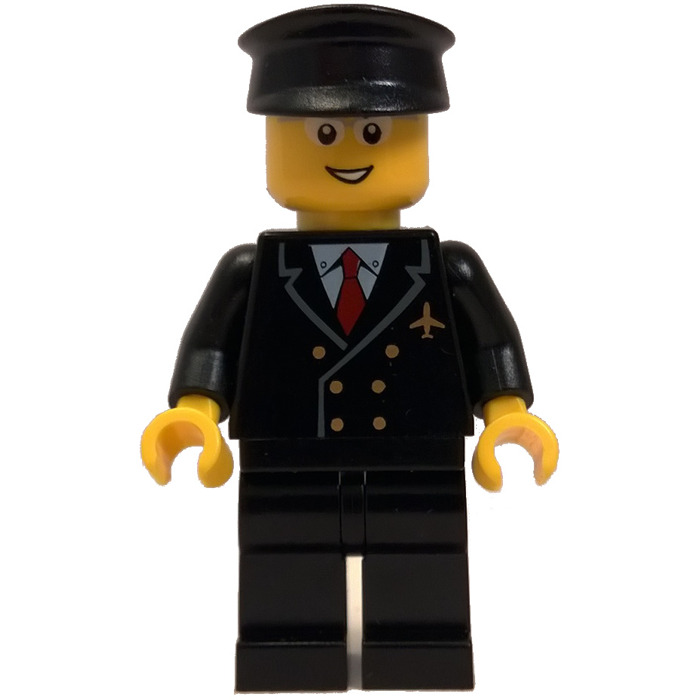 LEGO Police Hat (3624) Comes In