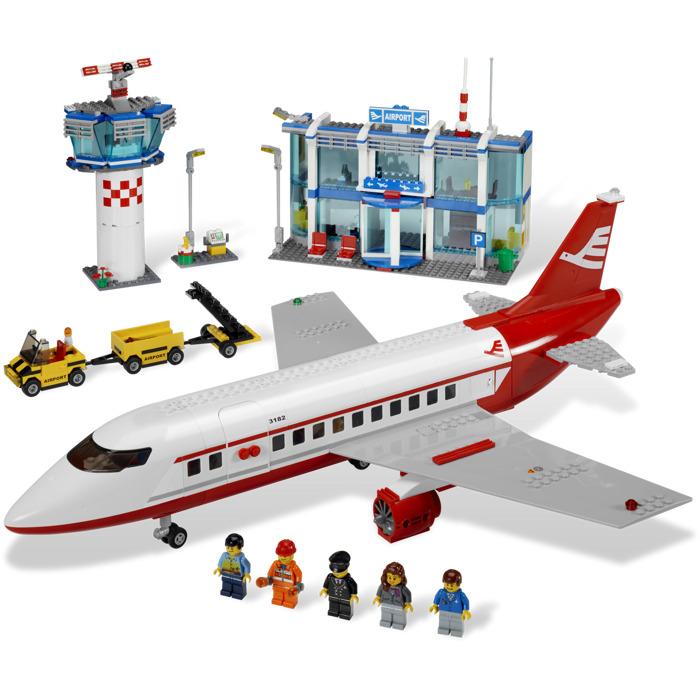 Lego Airport Set 3182 Brick Owl Lego Marketplace