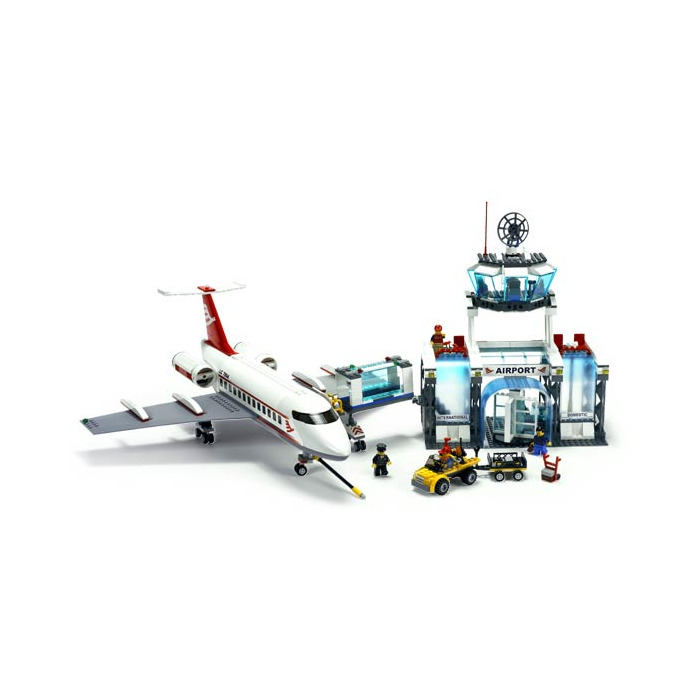 Lego Airport Set 7894 Brick Owl Lego Marketplace