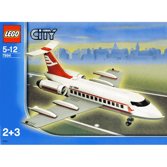 lego vip plane instructions