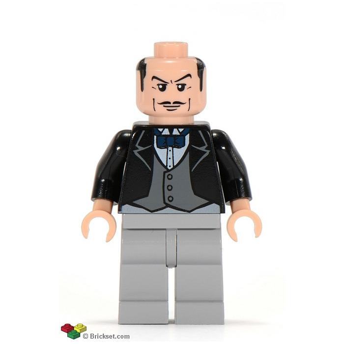 LEGO Alfred Minifigure | Brick Owl - LEGO Marketplace