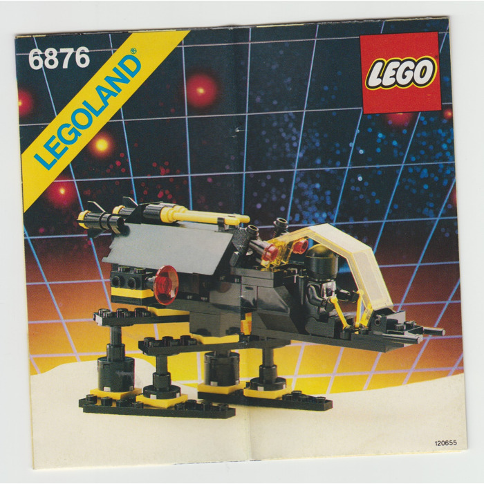 Lego Alienator Set 6876 Instructions Brick Owl Lego Marketplace