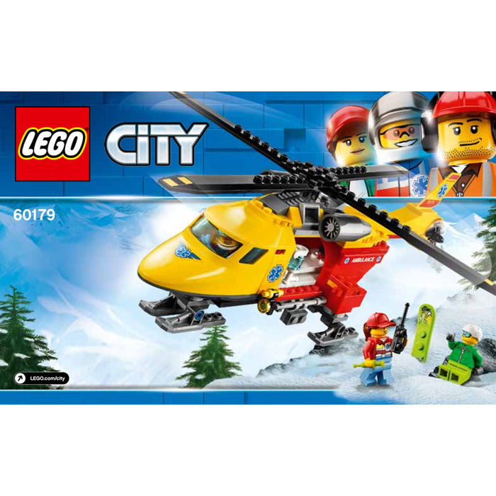 Lego Helicopter Instruction Manuals Online User Manual