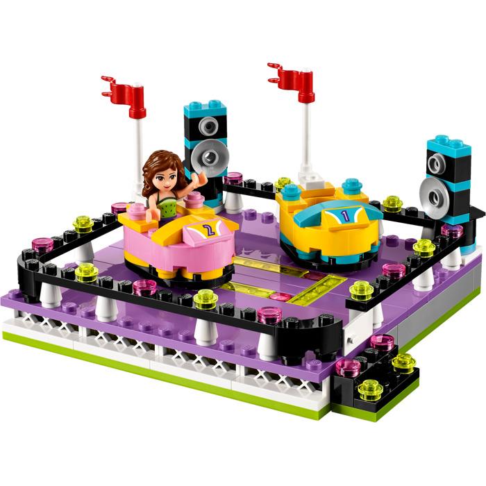 Lego Friends Amusement Park Bumper Cars Set
