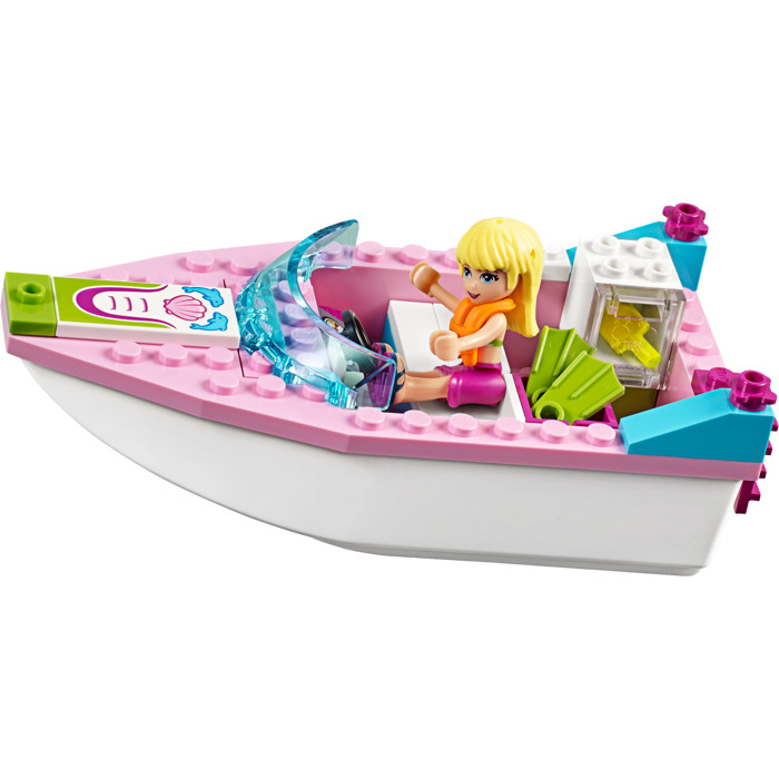 LEGO JUNIORS FRIENDS 10747 Andrea and Stephanie's Beach Holiday 2017
