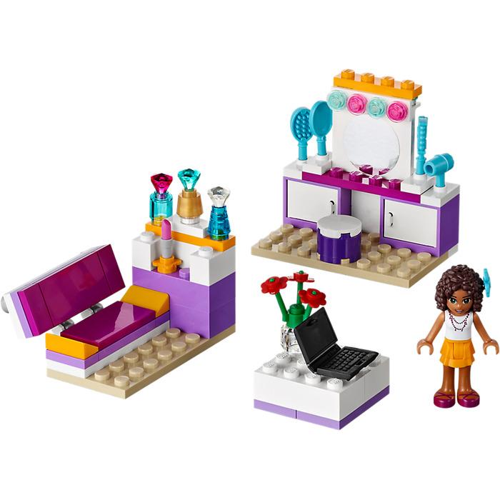 lego andrea's bedroom set 41009 | brick owl - lego marketplace