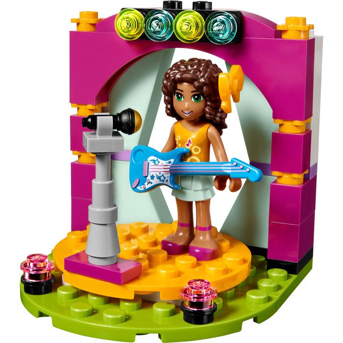 Lego Andreas Musical Duet Set 41309 Brick Owl Lego Marketplace