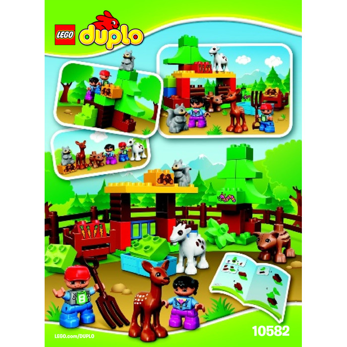 Lego Animals Set 10582 Instructions Brick Owl Lego Marketplace