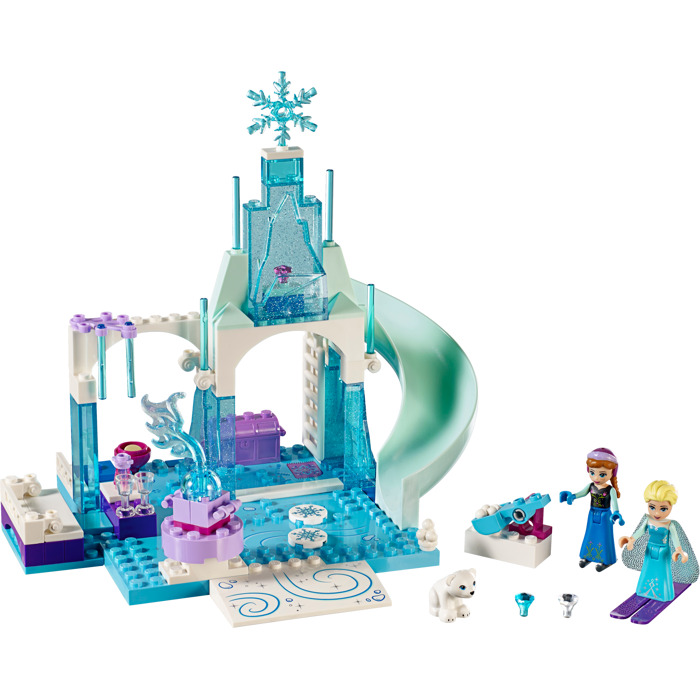 lego anna and elsa 39 s frozen playground set 10736 brick owl lego marketplace. Black Bedroom Furniture Sets. Home Design Ideas