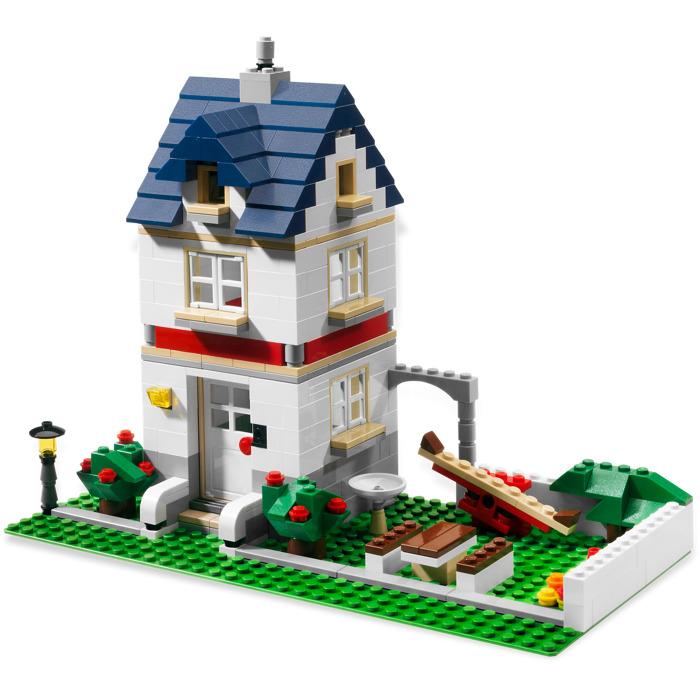 Lego apple tree house set 5891 brick owl lego marketplace for House creator