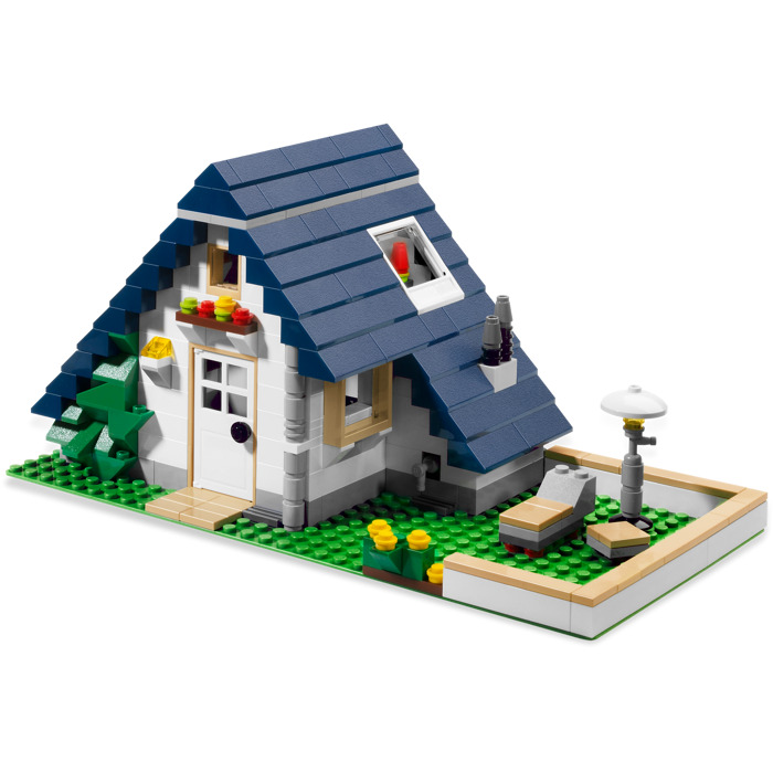 lego apple tree house set 5891 brick owl lego marketplace. Black Bedroom Furniture Sets. Home Design Ideas