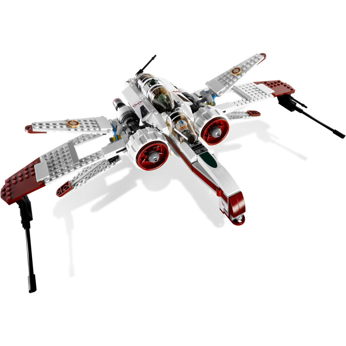 lego arc-170 starfighter set 8088 | brick owl - lego marketplace