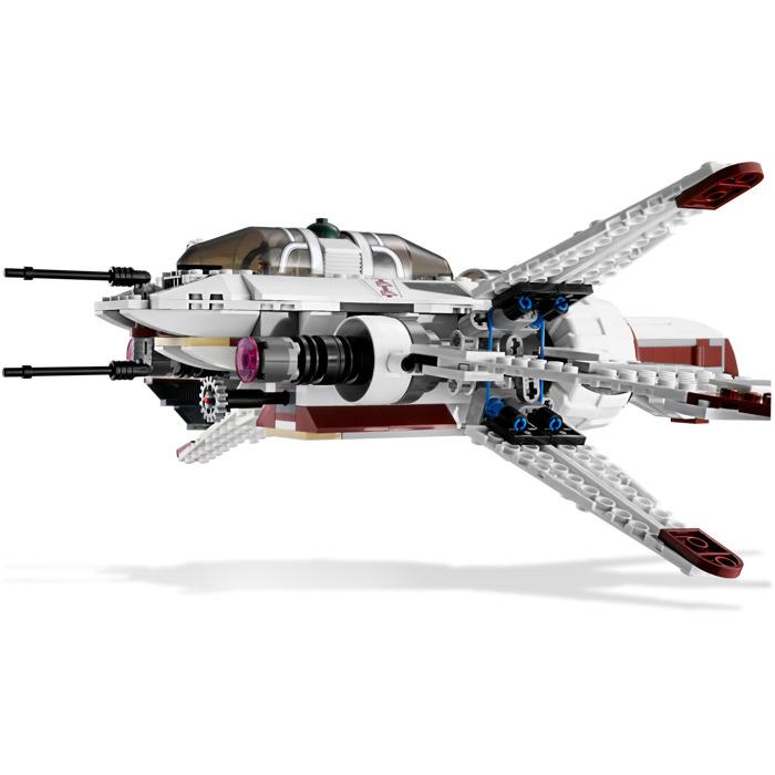 Lego Arc 170 Starfighter Set 8088 Brick Owl Lego Marketplace