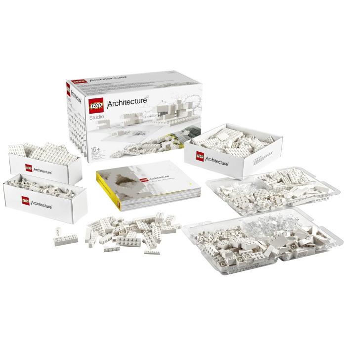 Architecture Studio Lego lego architecture studio set 21050 | brick owl - lego marketplace