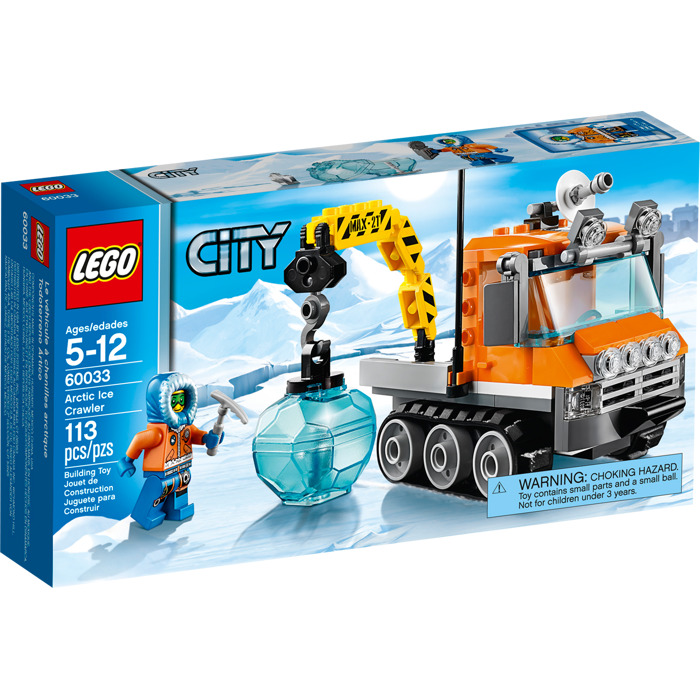 65587bee1bdb ... LEGO Arctic Ice Crawler Set 60033. ╲╱