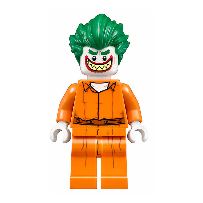 Lego Arkham Joker From Lego Batman Movie Minifigure Brick Owl Lego Marketplace