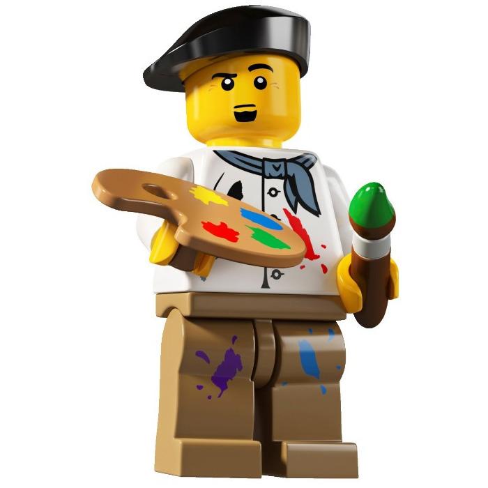 Image result for lego artist
