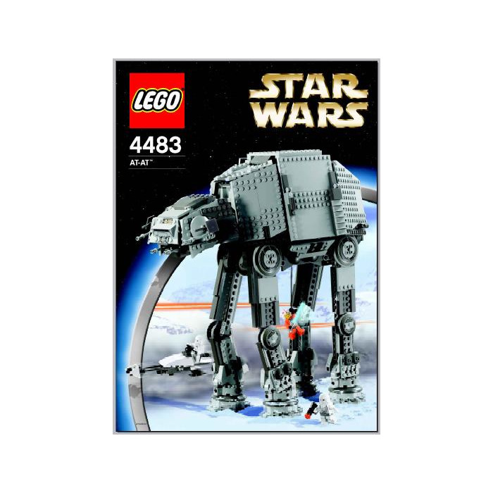 Lego At At Set 4483 Instructions Brick Owl Lego Marketplace