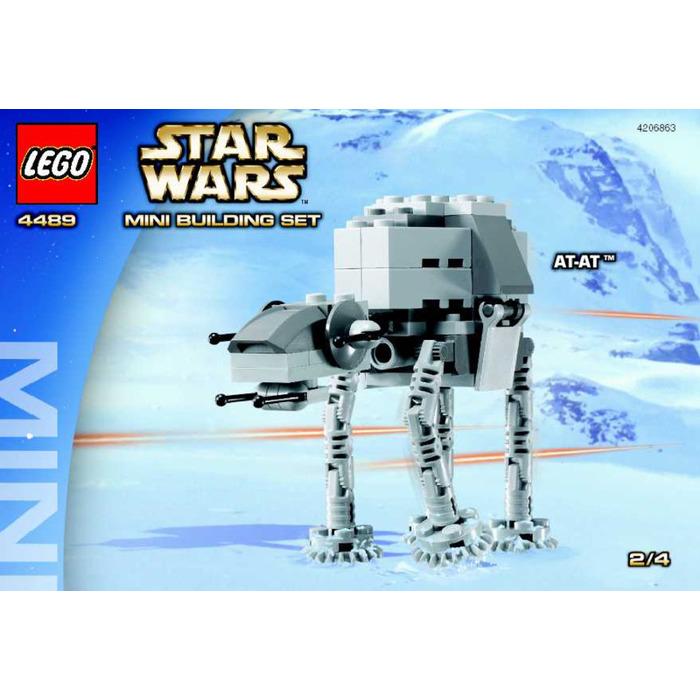 Lego At At Set 4489 Instructions Brick Owl Lego Marketplace
