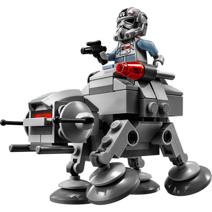 Lego at at set 75075 brick owl lego marketplace - Croiseur interstellaire star wars lego ...