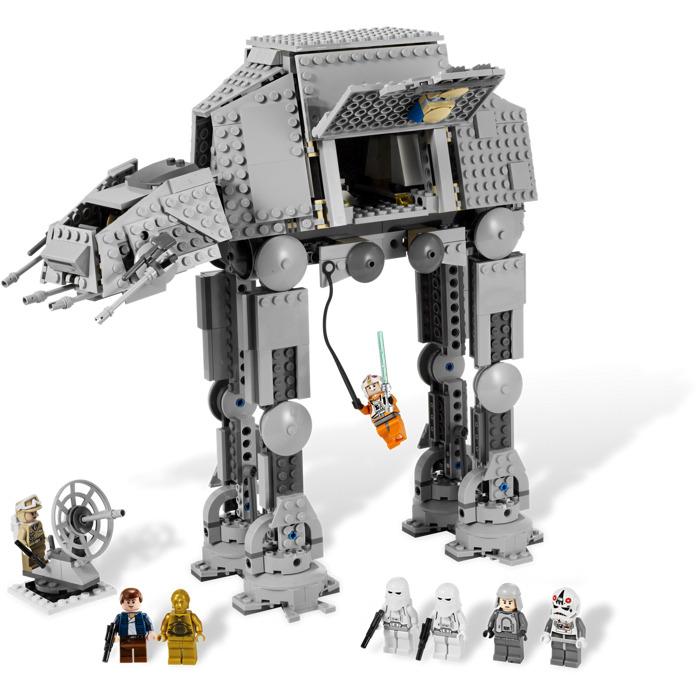 lego at at walker set 8129 brick owl lego marketplace. Black Bedroom Furniture Sets. Home Design Ideas