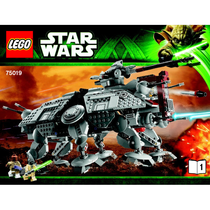 Lego at te set 75019 instructions brick owl lego marketplace - Croiseur interstellaire star wars lego ...