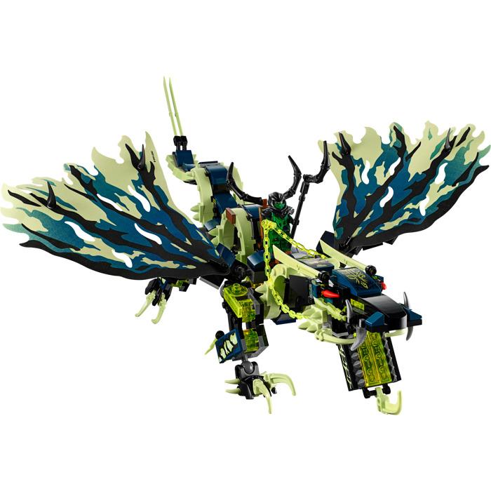 Lego Ninjago Dragon LEGO Attack of the Mor...