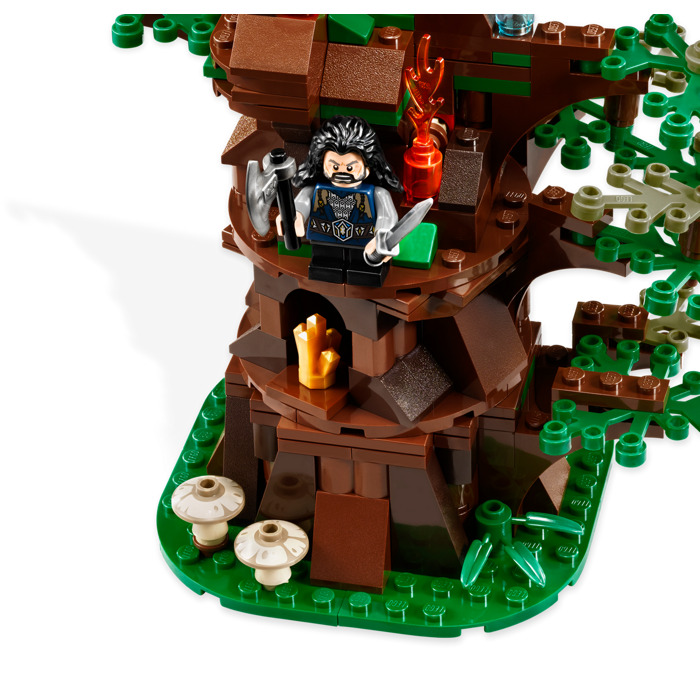 NEW LEGO Hobbit 79002 Attack of the Wargs Set with manual *NO MINIFIGURES*